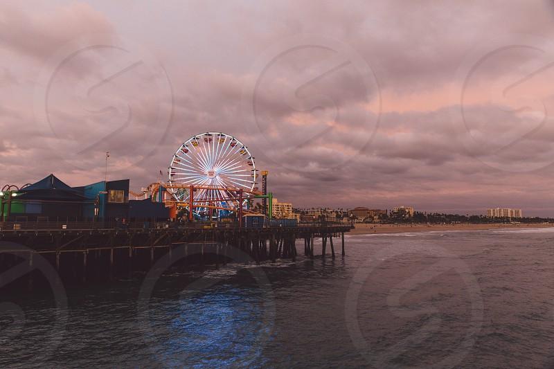 Santa-Monica - California photo