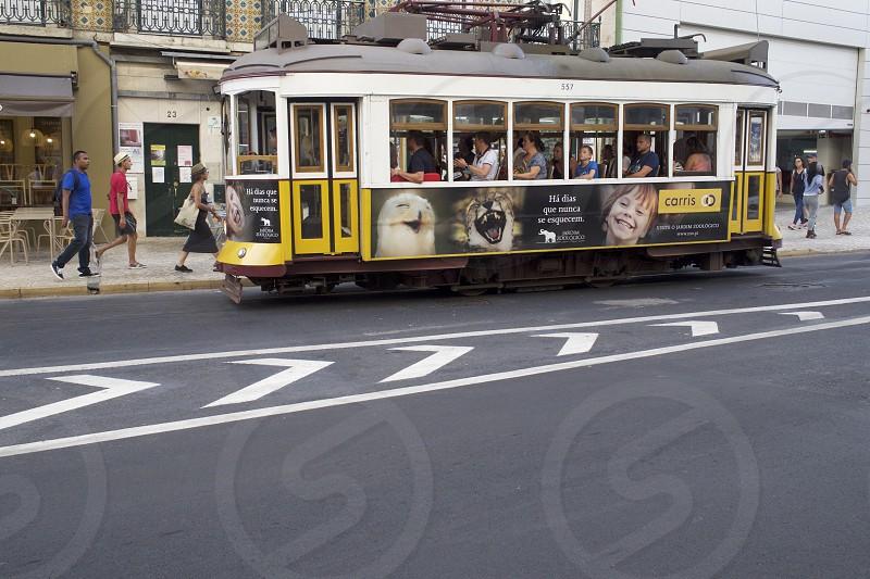 Lisbon Funicular       photo