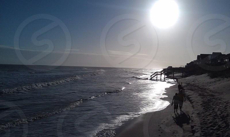 Photo taken in North Carolina s Topsail beach  photo