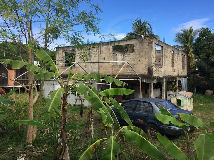 Puerto Rico house walls photo