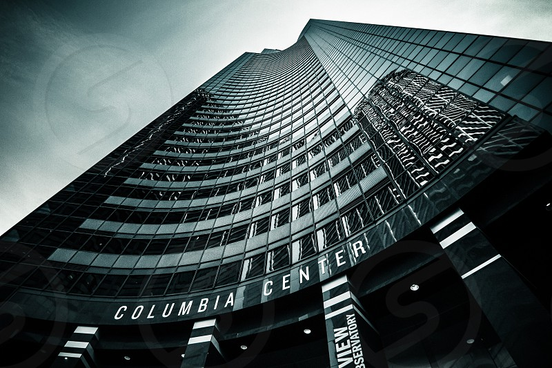 columbia center photo