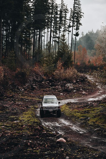 travel nature trails 4runner off-road photo