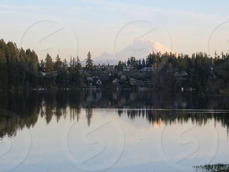 Lake Wilderness Maple Valley WA photo