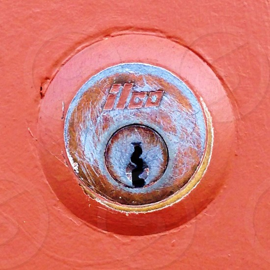 ilco key hole photo