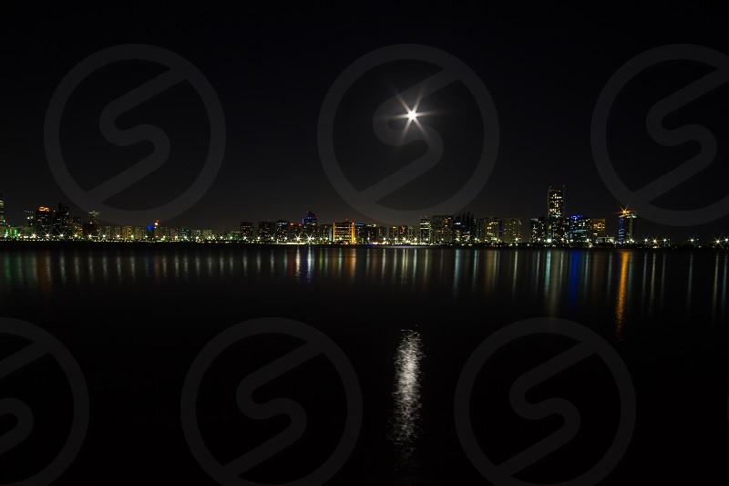 UAE Capital City Abu Dhabi photo