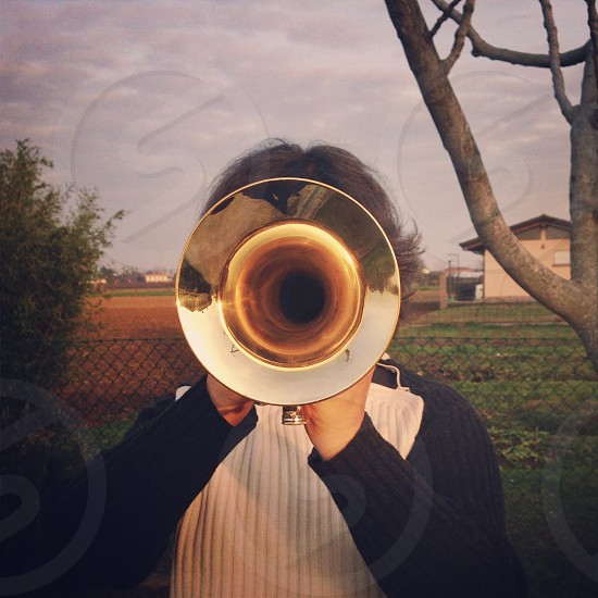 Stefano Musician. Composer. Camera Shy. And guess what there never is a wrong note.  photo