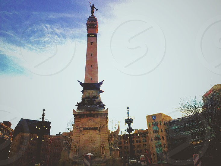 Downtown Indy photo