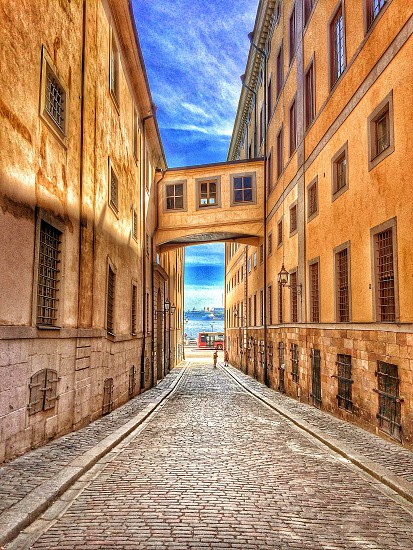 Old Town of StockholmSweden photo