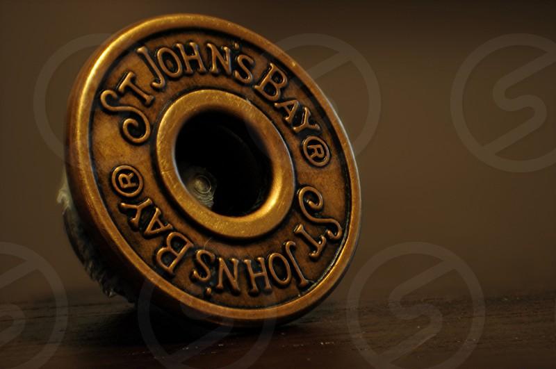 st john's bay brass emblem photo