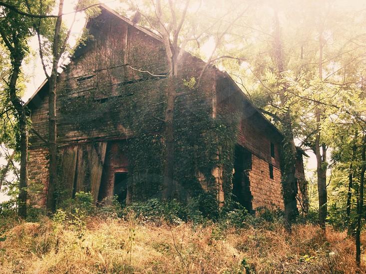 haunted place photo