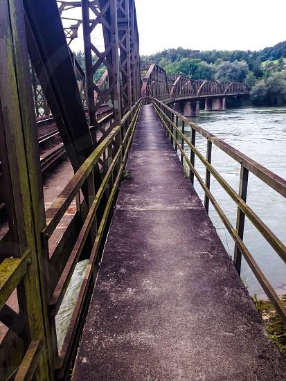 Bridge vintage railwaybridge photo
