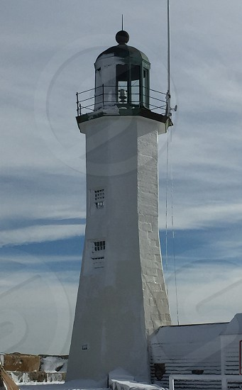 Scituate lighthouse photo