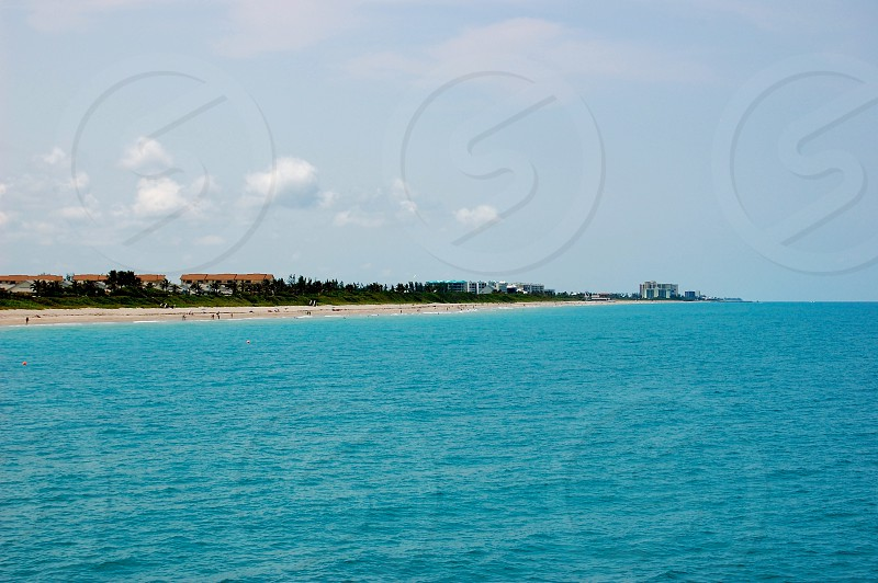 Jupiter Florida (USA) Coastline photo