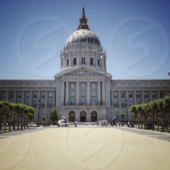 City Hall San Francisco photo