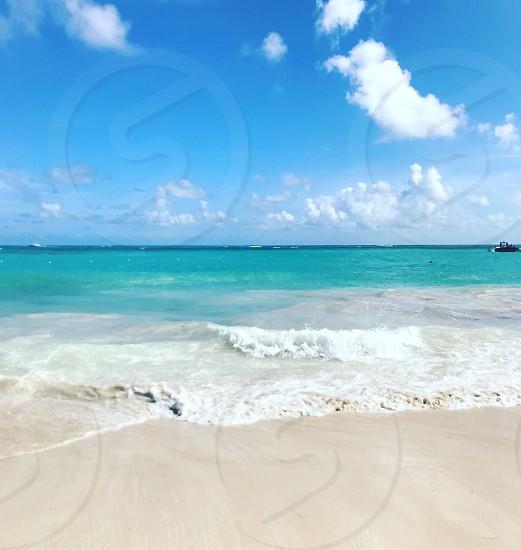 Punta Cana Beach Sand relax photo