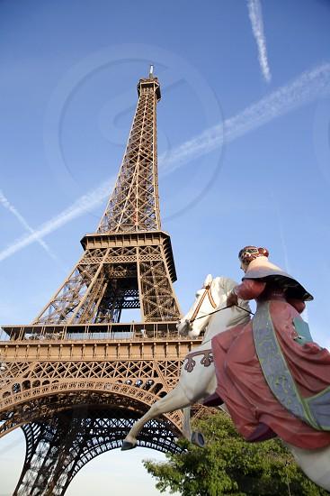 Paris Eiffel Tower photo