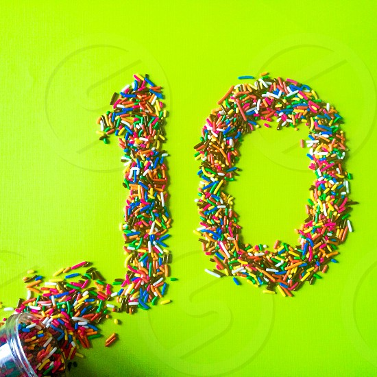 10: Sprinkles photo