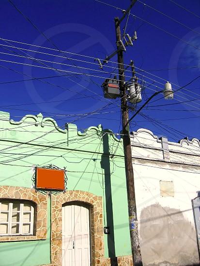San Cristobal de las Casas Chiapas Mexico houses photo