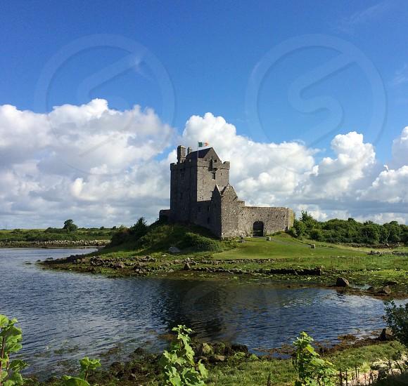 Ireland castle Galway  photo