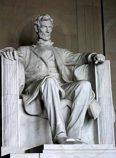 Honesty personified - Lincoln memorial Abraham Lincoln photo