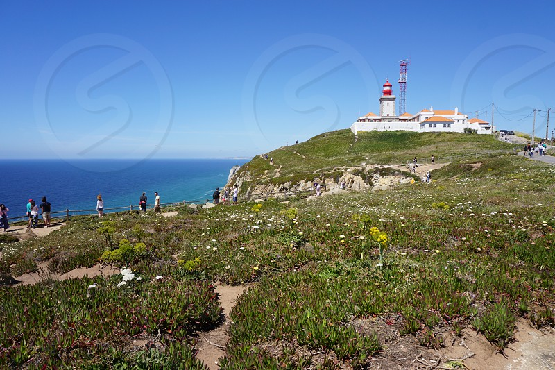 Cabo da Roca - Colares Portugal photo