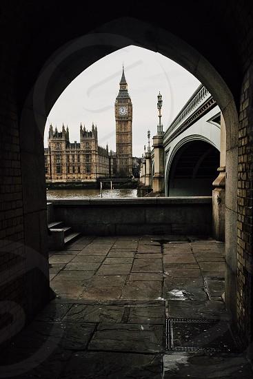 Big Ben clock at daytime photo