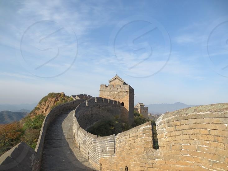 Great Wall of China Jinshanling photo