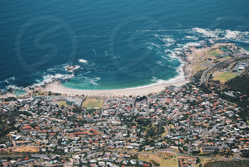 Camps Bay South Africa photo