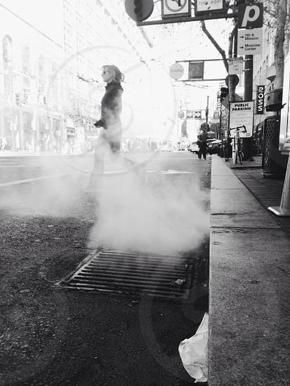 steam vent photo