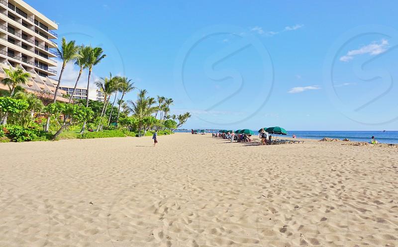 Kaanapali in Maui County Hawaii photo
