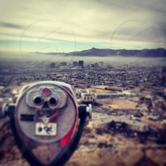 El Paso Skyline  photo