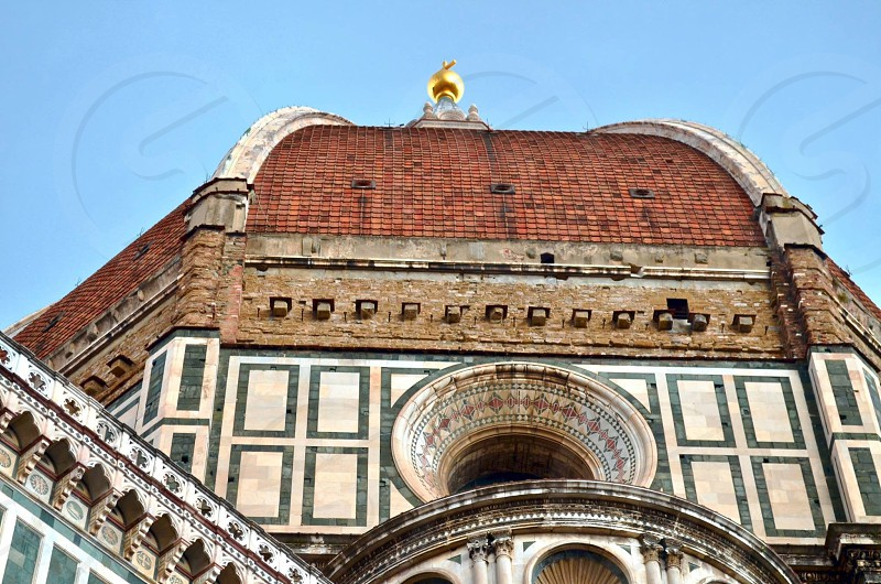 Italy Florence italia travel architecture dome brunelleschi's dome Firenze city church chapelrenaissance explore   photo
