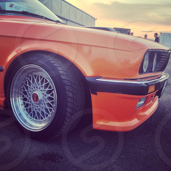 BMW e30. One of the most iconic cars! photo