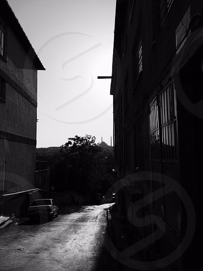 Back alleys of Istanbul  photo