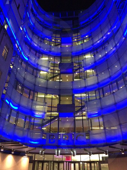 BBC Building London photo