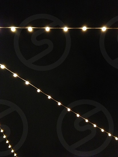 circles of light photo