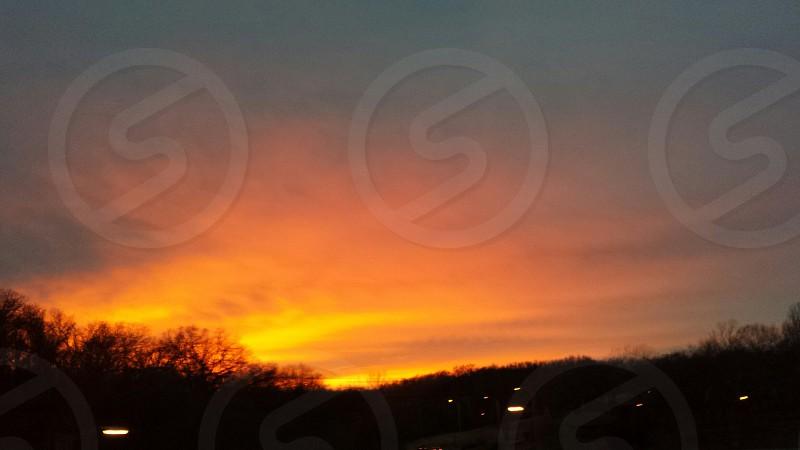 Rusty Sunset photo