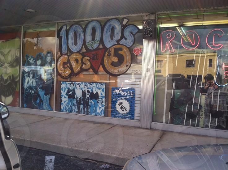 Random funky shop in Orlando. photo