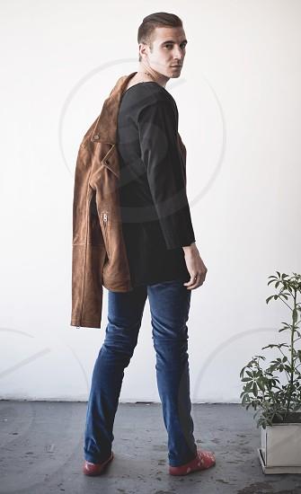 Fashion contemporary men's fashion  photo