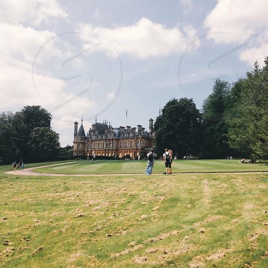 Whaddesdon Manor Buckinghamshire England photo