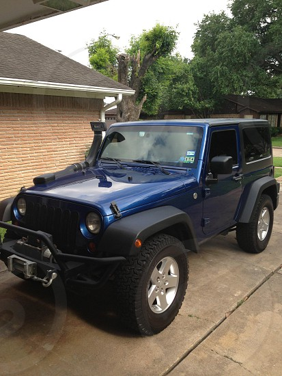 Jeep cleaned photo