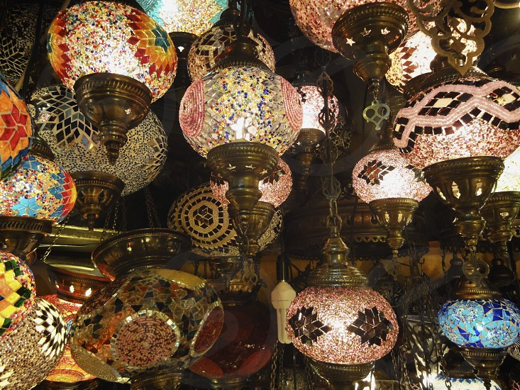 Grand Bazaar Istanbul photo