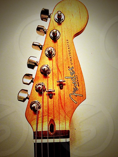 Fender - the one and only. photo
