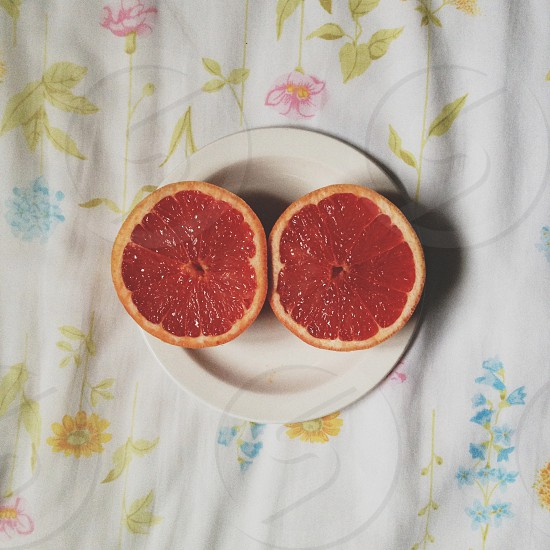 blood orange fruit photo