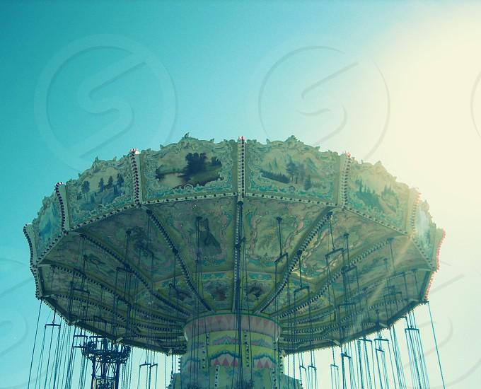 Swings. photo