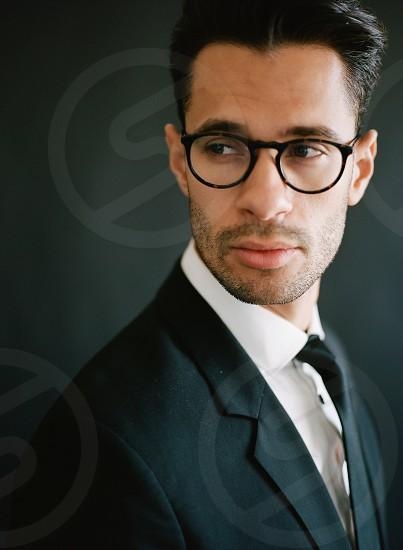 Classy #portrait #studio #male #fancy #gentleman photo