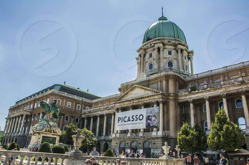 Hungarian National Gallery Budapest Hungary photo