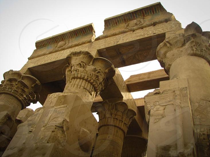 Karnak Egypt photo