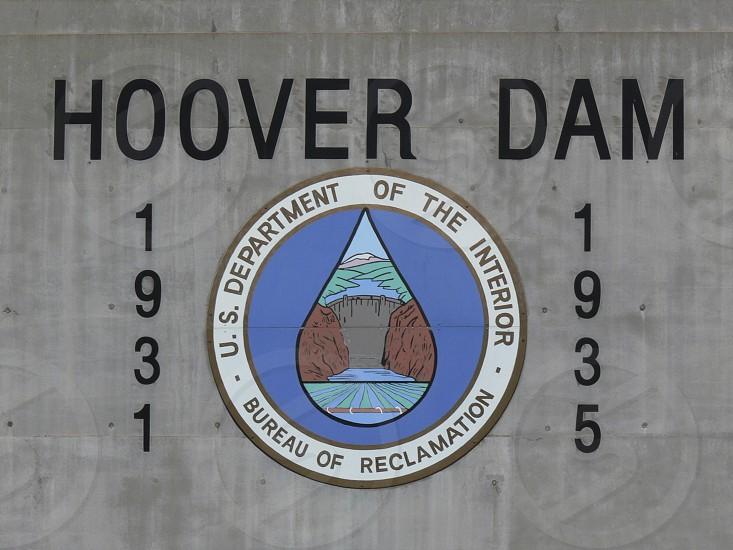 Hoover dam - Boulder City Nevada photo