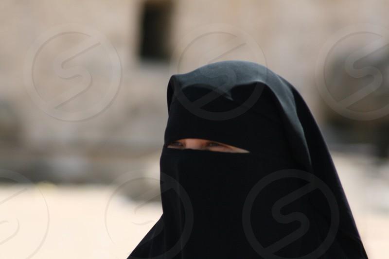 LisAm the vail lady arabian woman  photo